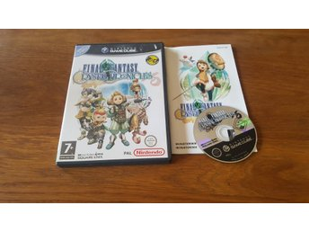 FINAL FANTASY CRYSTAL CHRONICLES GC