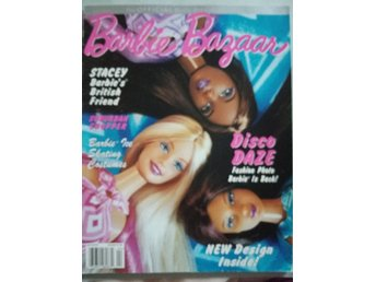 Barbie Bazaar Magazine  April 2002