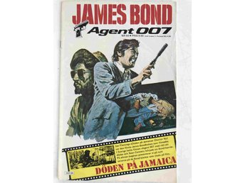 James Bond - Löpnr: 60 VG-FN