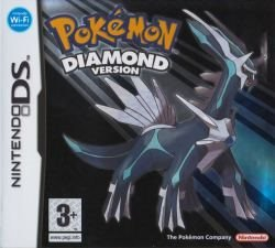 Pokemon Diamond (Beg)
