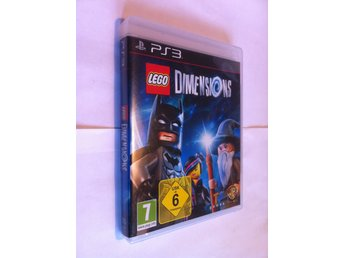 PS3: LEGO: Dimensions