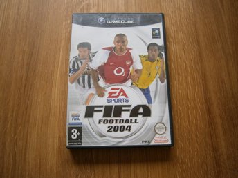 FIFA Football 2004 - GAMECUBE