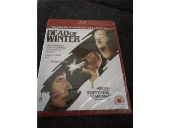 Dead of winter. 88 films slasher collection blu-ray