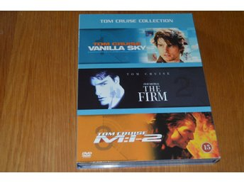 DVD BOX - TOM CRUISE COLLECTION ( VANILLA SKY, THE FIRM, M:i2 )