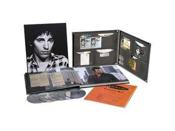 Springsteen Bruce: The ties that bind 1979-80 (4 CD + 2 Blu-ray)