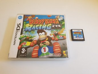 Nintendo DS - Diddy Kong Racing DS