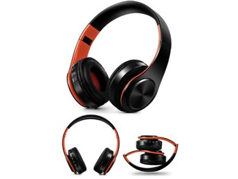 Headset hörlurar Wireless Bluetooth headphones