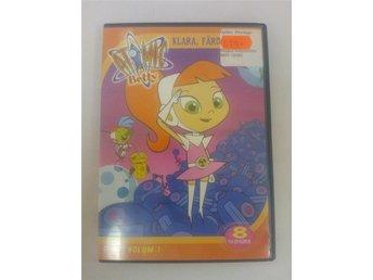 DVD - Atomic Betty klara,färdiga,gå - Kallinge - DVD - Atomic Betty klara,färdiga,gå - Kallinge