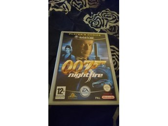 James Bond 007 nightfire i mycket fint skick!
