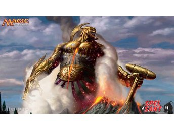 Ultra Pro Play Mat Theros Purphoros