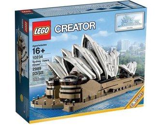 LEGO Creator 10234 Sydney Opera House NYTT OCH INPLASTAT - Nynäshamn - LEGO Creator 10234 Sydney Opera House NYTT OCH INPLASTAT - Nynäshamn