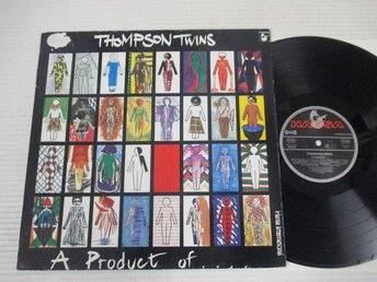 "Thompson Twins ""A Product Of"""