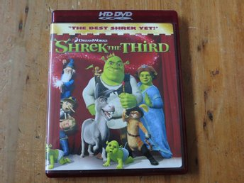 SHREK THE THIRD (HD DVD) Mike Myers