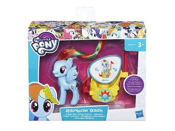 MY LITTLE PONY Royal Spin-Along Chariot lekset Rainbow Dash - Helsingborg - MY LITTLE PONY Royal Spin-Along Chariot lekset Rainbow Dash - Helsingborg