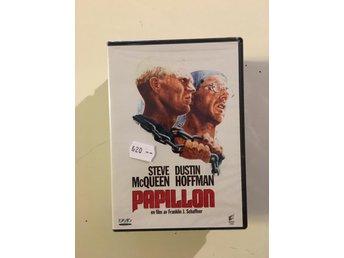 Papillon/Inplastad/Dustin Hoffman/Steve McQueen - Vittaryd - Papillon/Inplastad/Dustin Hoffman/Steve McQueen - Vittaryd