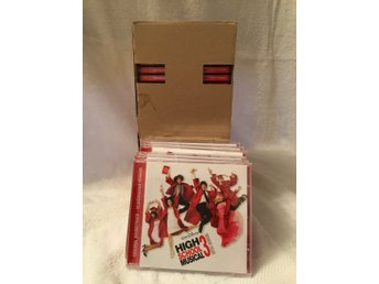 High School Musical 3 Senior Year - Original Soundtrack - Scandinavian Version