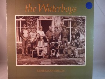 THE WATERBOYS - FISHERMAN´S BLUES (LP/VINYL)