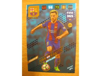 IVAN RAKITIC - KEY PLAYER - PANINI ADRENALYN FIFA 365 - 2018