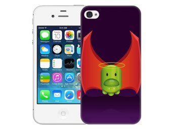 iPhone 4/4s Skal Angel Vampire