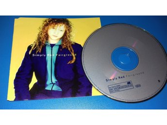SIMPLY RED - fairground - cds - (cd)