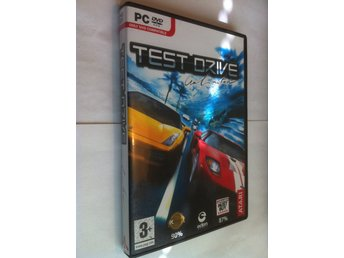 PC: Test Drive Unlimited