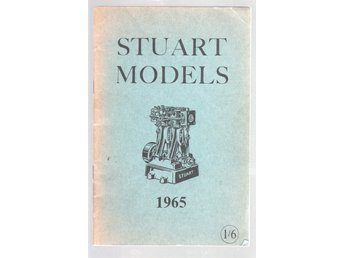 Stuart Models - 1965 - Stuart Turner Trade Catalogue