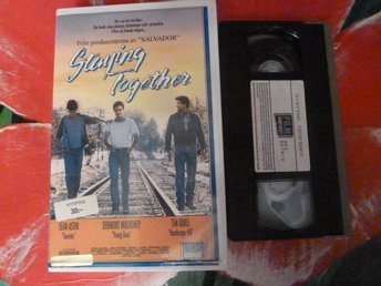 STAYING TOGETHER, VHS, FILM