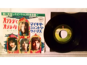 "The beatles 7 ""Singel ob la di ob la da"