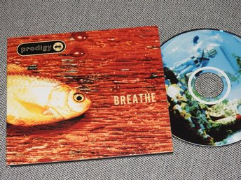 Prodigy - Breathe CD Single Digipak 1996
