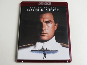 UNDER SIEGE (HD DVD) Steven Seagal