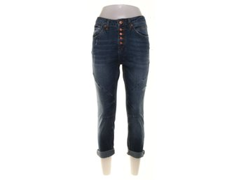 Perfect Jeans Gina Tricot, Jeans, Strl: 34, LEA, Blå