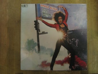Grace Slick- Welcome To The Wrecking Ball! (LP)