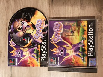 Spyro the dragon PS1 Playstation 1