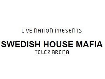 1st sittplats - Swedish House Mafia - 4 maj 2019