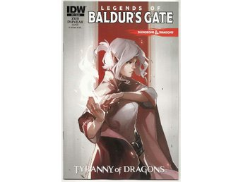 Dungeons & Dragons: Legends of Baldur's Gate # 2 NM Ny Import