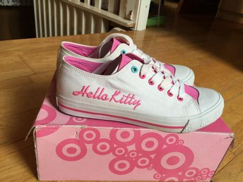 Hello kitty Licensierade skor sneakers 39 - Eslöv - Hello kitty Licensierade skor sneakers 39 - Eslöv