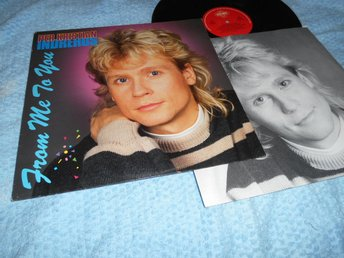 Per Kristian Indrehus - From Me To You (LP) EX/VG++
