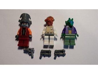 Lego Star Wars figurer - Svanskog - Lego Star Wars figurer - Svanskog