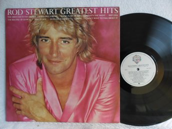 ROD STEWART - GREATEST HITS - WARNER BROS