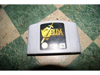 Legend of zelda ocarina of time Nintendo 64