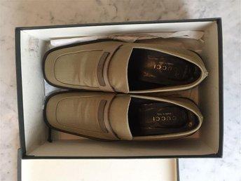 Äkta Gucci skor oanvända i kartong - Stockholm - Äkta Gucci skor oanvända i kartong - Stockholm