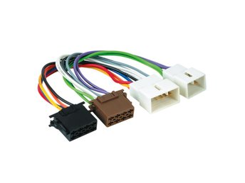 HAMA ISO Adapter för Toyota/VW/Daihatsu - Höganäs - HAMA ISO Adapter för Toyota/VW/Daihatsu - Höganäs