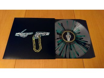 Run the Jewels - S/T (Killer Mike, El-P) VINYL LP