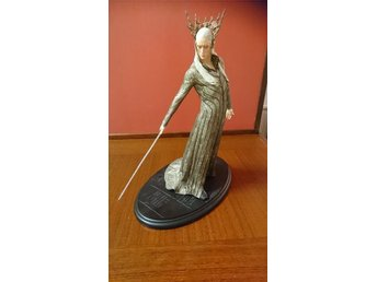 Weta the Hobbit  King Thranduil staty