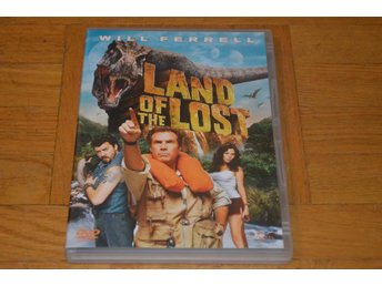 Land Of The Lost ( Will Ferrell Danny McBride ) DVD