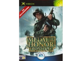 XBOX - Medal of Honor: Frontline (Beg)