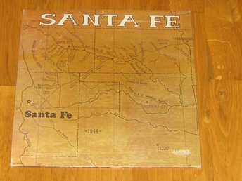 Santa FE 1971Made in U.S.A Psych-. Rock Ampex Records