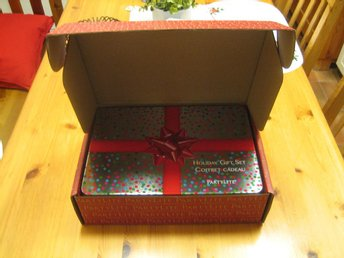 Partylite - Holiday Gift Set - Coffret Cadeau   **Ny**