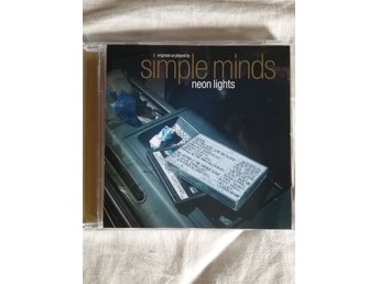 SIMPLE MINDS Neon Lights