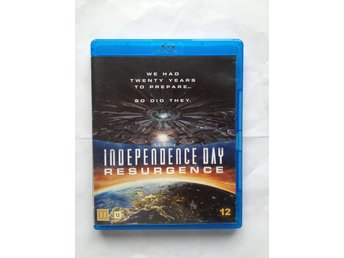 BluRay - Independence Day Resurgence